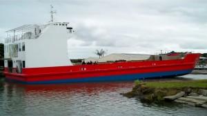 New 45M RORO Ferry